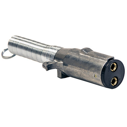 Picture of 2-Way Trailer End Connecter with Spring