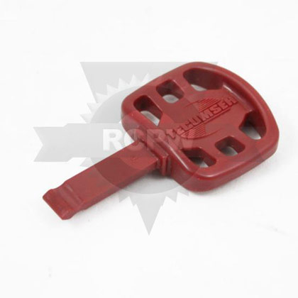 Picture of KEY RED PLASTIC