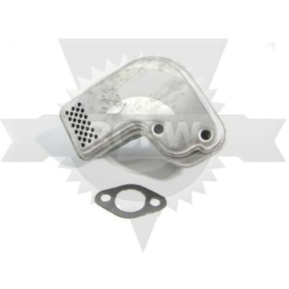 Picture of MUFFLER RPL 35771 ZZ