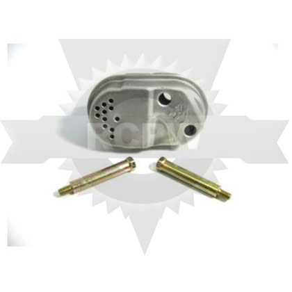 Picture of MUFFLER RPL 36456B