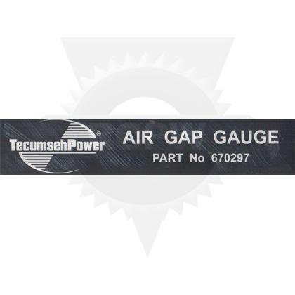 Picture of AIR GAP GAUGE