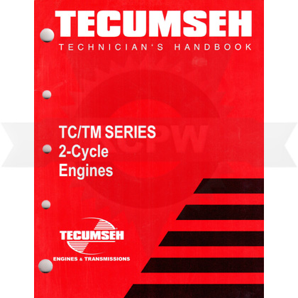 Picture of TC Series 2-Cycle Engine Repair Manual