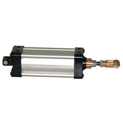 "Picture of 3-1/4"" Diameter x 6"" Stroke Clevis Mount Cylinder - Solenoid Assembly"