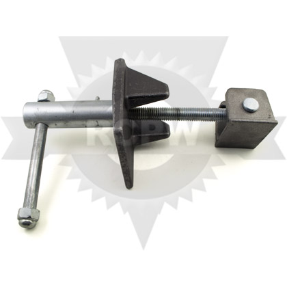 Picture of Steel Tailgate Latch Assembly with Forged Bracket and Clevis