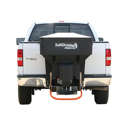 Picture of Buyers SaltDogg Auger Driven Tailgate Spreader - Black