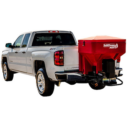 Picture of Buyers SaltDogg Auger Driven Tailgate Spreader - Red