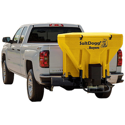 Picture of Buyers SaltDogg Low Profile Tailgate Spreader - Yellow
