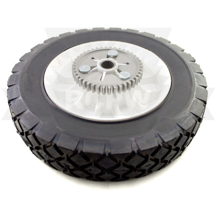 Picture of Wheel & Tire with Gear