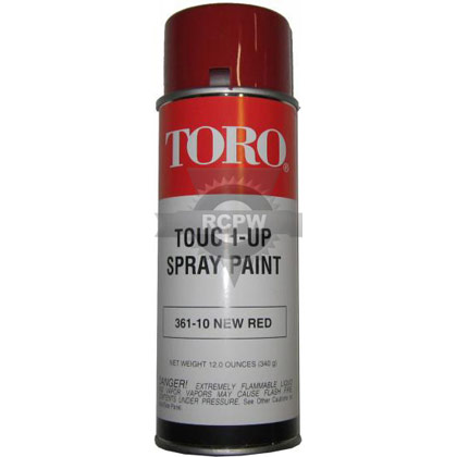Picture of TORO RED 12OZ AEROSOL CAN