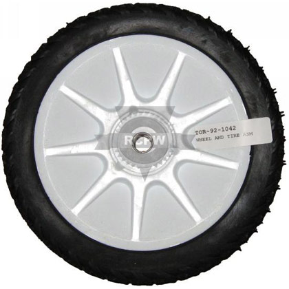 Picture of Wheel & Tire Assembly for Mowers