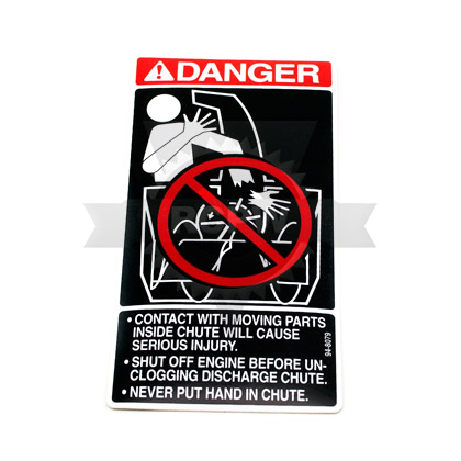Picture of DECAL-DANGER
