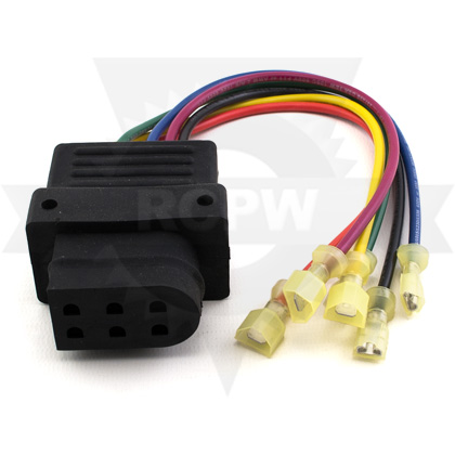"Picture of 8"" Female Maxx Cord Adapter"