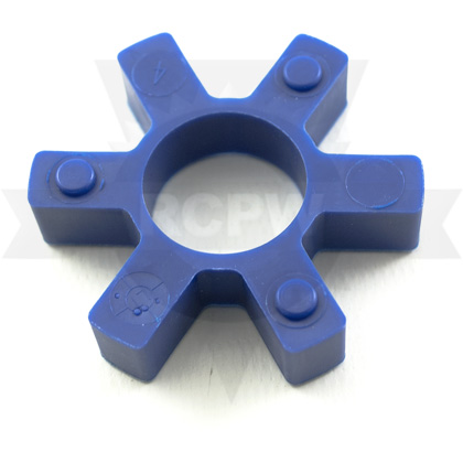 Picture of L095 Jaw-Coupling Urethane Spyder