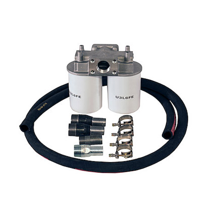Picture of 3-Line Wetline Kit with 25 Micron High Capacity Filter - Side-by-Side - 90 GPM