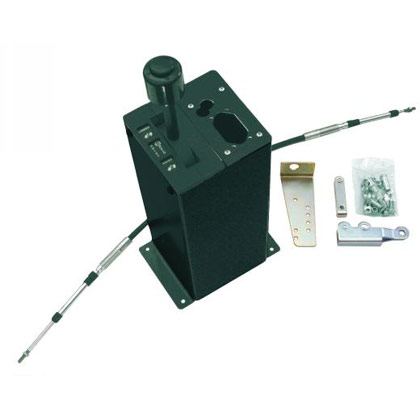 Picture of Air PTO - Cable Controlled Hoist Console Kit for Remote Mount Pump - Chelsea or Muncie Type PTO