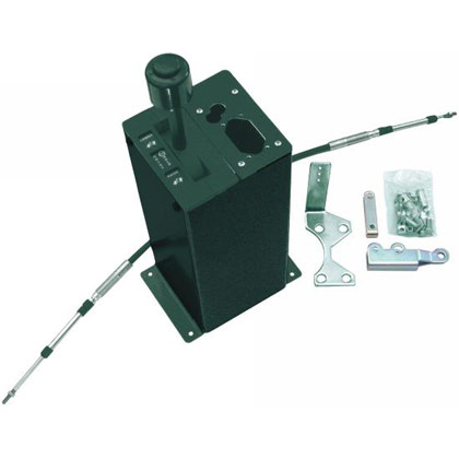 Picture of Air PTO - Cable Controlled Hoist Console Kit for PTO Direct Mount Pump - Clockwise