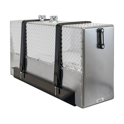 Picture of 70 Gallon Upright Aluminum Reservoir