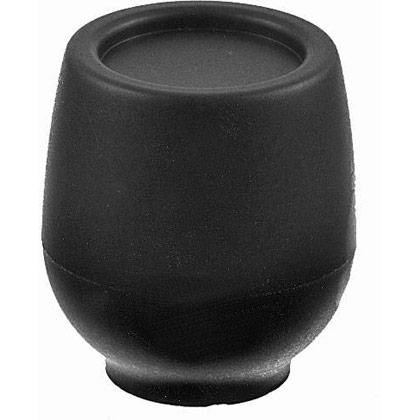Picture of Black Knob - 3/8-24 Thd.