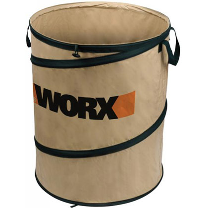 Picture of Worx 26-Gallon Collapsible Leaf Bin