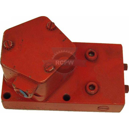 Picture of Western 4-Way Control Valve