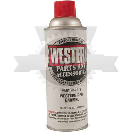 Picture of Western Red Spray Paint (One 12 oz. can)