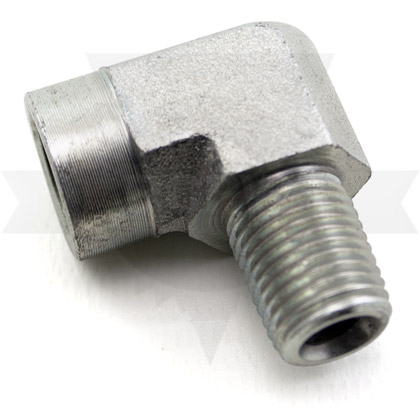 "Picture of 1/4"" x 90 Degree Street Elbow"