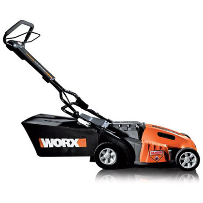 "Picture of Worx 36V Cordless 19"" Electric Lawn Mower with IntelliCut™"
