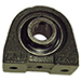 "3/4"" Pillow Block Bearing with Tap Base Product Image"