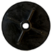 "9"" OD Poly Spinner Disk for TGSUV Series Spreaders Product Image"