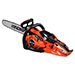 """14"""" 25.0cc Rear-Handle Lightweight Gas Chainsaw Product Image"""