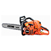 "18"" 59.8cc Timber Wolf Gas Chainsaw Product Image"