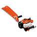 "38"" 21.2cc Short-Shafted Gas Hedge Trimmer Product Image"