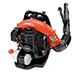 58.2cc 215 MPH 510 CFM Gas Backpack Leaf Blower w/ Tube Throttle Product Image