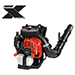 79.9cc 211 MPH 1071 CFM Gas Backpack Leaf Blower w/ Hip Throttle Product Image