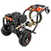 3600 PSI 2.5GPM Gas Pressure Washer Product Image