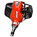Picture 2 of 30.5cc Gas U-Handle Brushcutter
