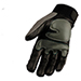 Picture 3 of Meidium Goatskin Leather Breathable Work Gloves w/ Reinforced Protection