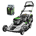"21"" 56V Power+ Lawn Mower with Lithium-Ion 5.0Ah Battery and 550W Rapid Charger Product Image"