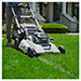 """Picture 2 of 21"""" 56V Battery-Powered Walk Behind Self Propelled Lawn Mower (Battery & Charger Not Included)"""