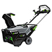 "56V Power+ 21"" Single Stage Snow Blower (Tool Only) Product Image"