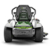 """Picture 5 of 42"""" Power+ Z6 Zero Turn Lawn Mower w/ (4) 10.0 Ah Batteries & 1600W Charger"""