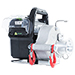 82V Commercial 2200 lb Max Pull Portable Winch with 4Ah Battery and Charger Product Image