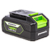 48V 2.0Ah / 24V 4.0Ah Dual Volt Battery with Bluetooth Product Image