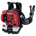 79.2cc 210 MPH 695 CFM Gas Backpack Leaf Blower w/ Tube-Mounted Throttle Product Image