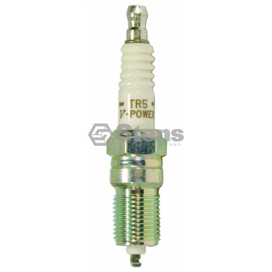 C on The Resistor Spark Plugs In