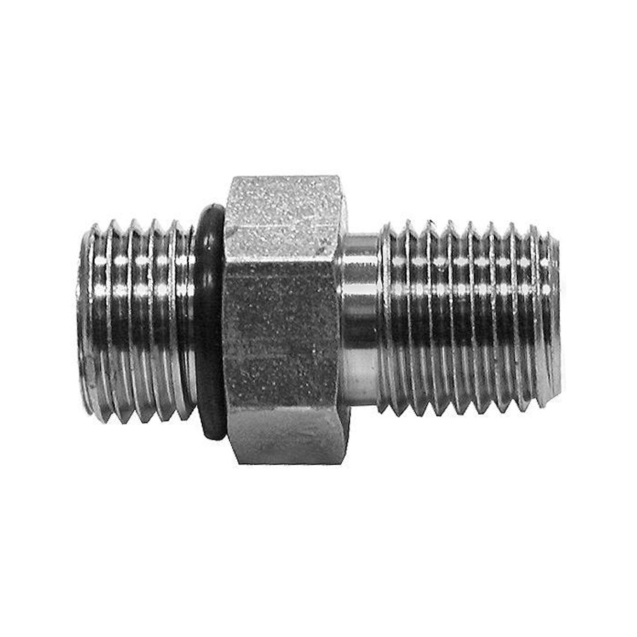 Buyers quot npt to o ring adapter replaces