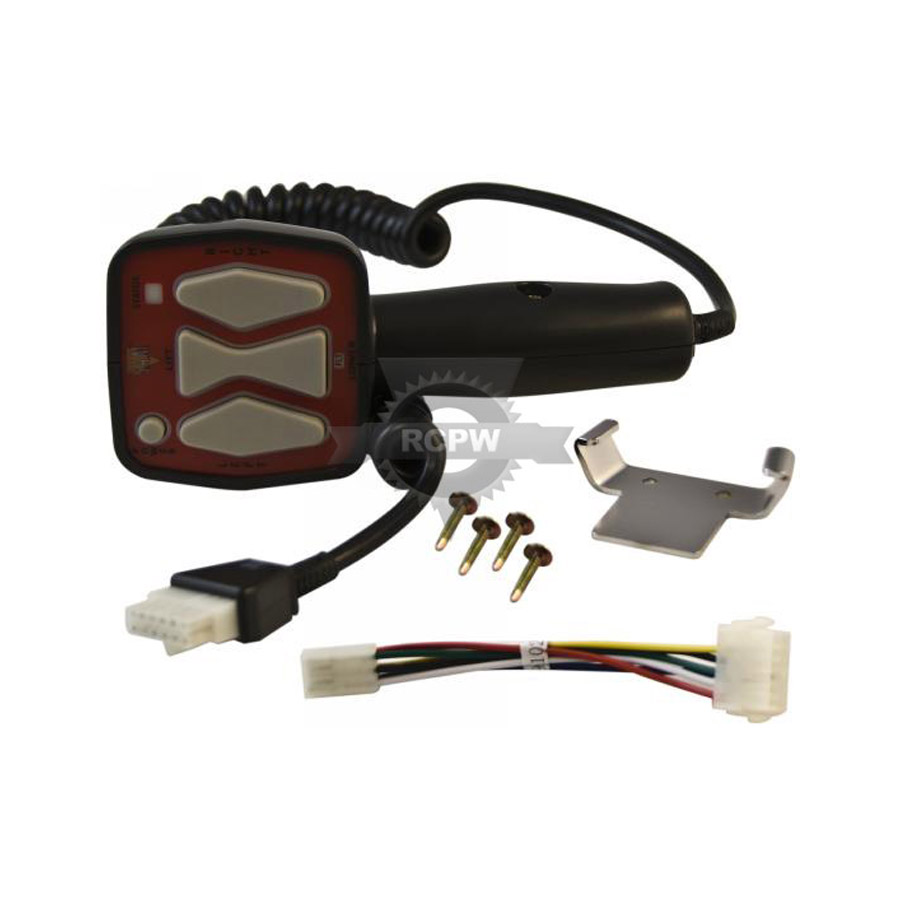 buyers 1306902 snowplow hand controller for western
