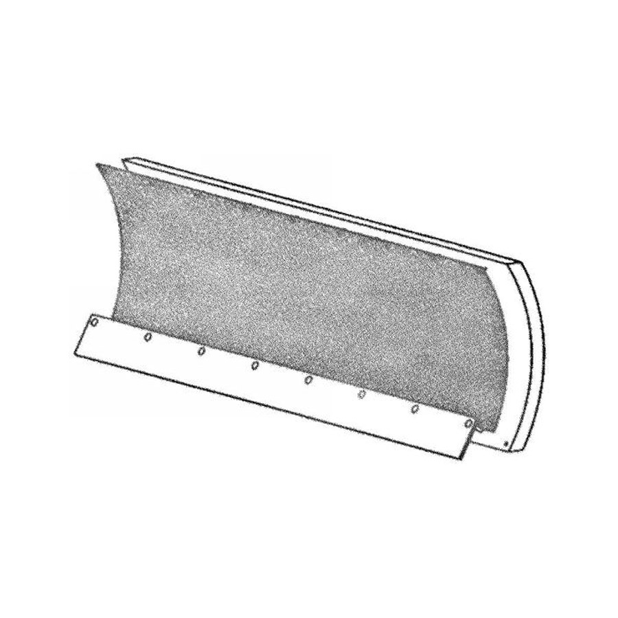 Buyers 1310020 Yellow Plow Shield For Meyer Snow Plows 4575 Meyers Parts Picture Of