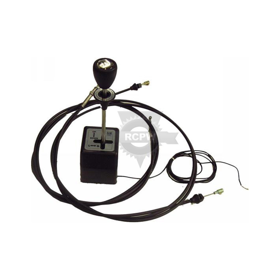 Buyers 1314000 Joystick Control Assembly With Cables For Western  U0026 Fisher Replaces Fisher 56018