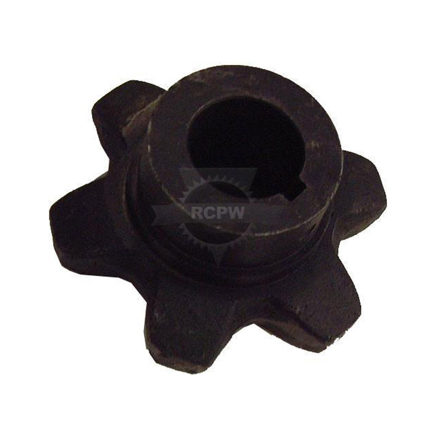 Lookup A Number >> Buyers 1410250 6 Tooth Conveyor Chain Drive Sprocket ($24.62)